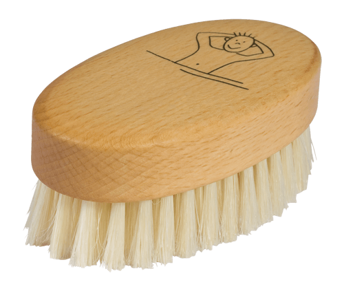 children´s massage brush