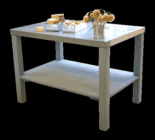 Table avec tablette