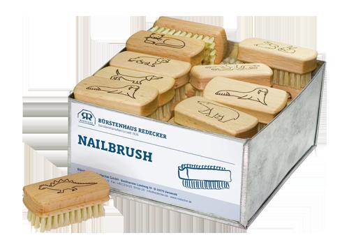 children's nail brush