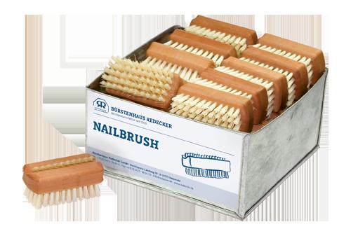 travel nail brush
