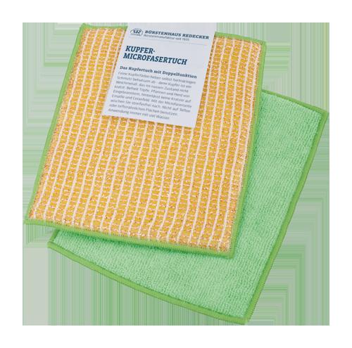 copper-microfibre cloth