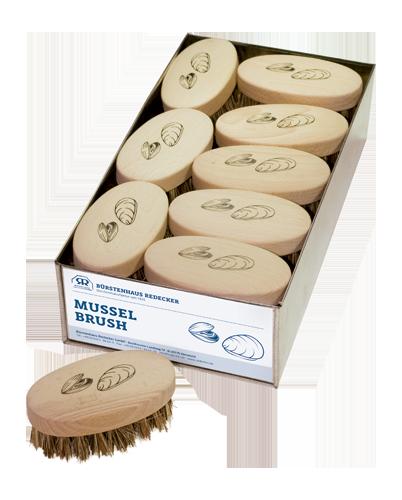 mussel brush