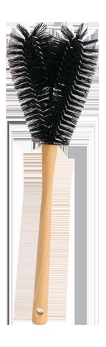 lawnmower brush