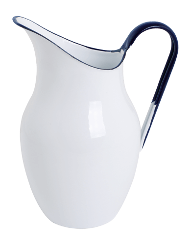 pitcher for washing
