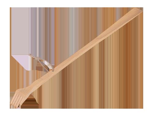 Chausse-pied avec grattoir en forme de main