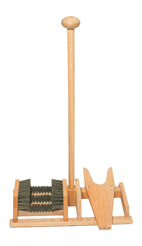 boot scraper with bootjack