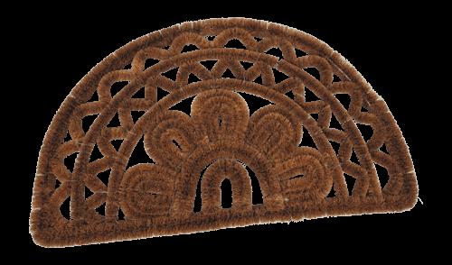 Kokos-Fußmatte