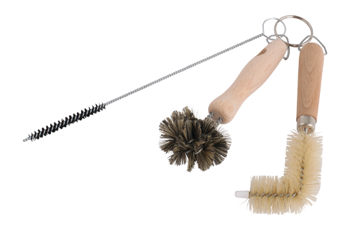 wash bassin brush set