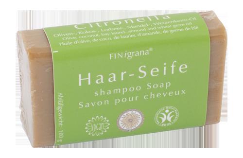 Haar-Seife – Citronella