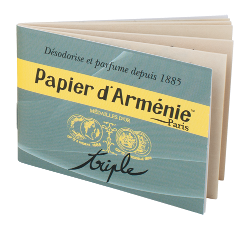 Geruchsverzehrer: Papier d´Armenie