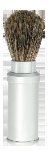 travel shaving brush