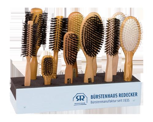 Haarbürsten-Verkaufsständer