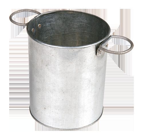 Metall-Köcher