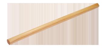 Manche de balai en bois
