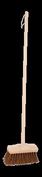 Balai pour enfants en fibres de coco