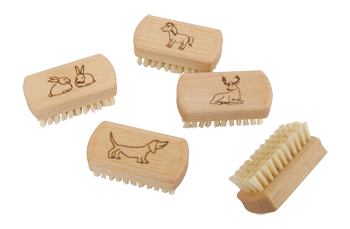 children´s nail brush