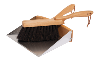 dustpan / hand brush set