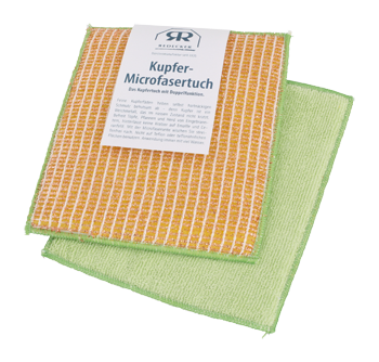 Kupfer-Microfasertuch