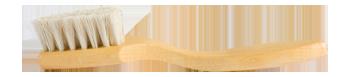 luxury polish applicator brush