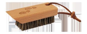 hiking shoe brush