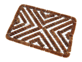 coconut doormat