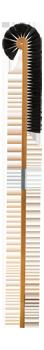 cabinet broom