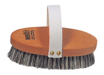 wellfit massage brush