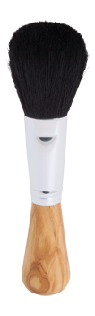stand-up cosmetic brush