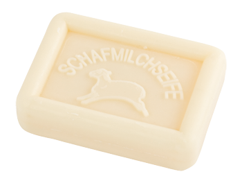 sheep's milk soap – meadow fragrance
