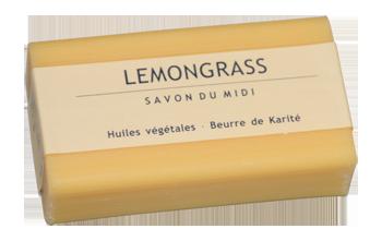Lemongrass-Seife