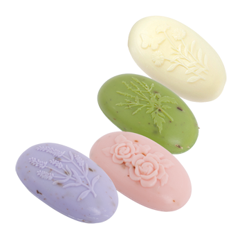 sheep´s milk soap – with motif in relief