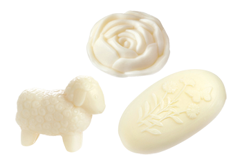sheep´s milk soap