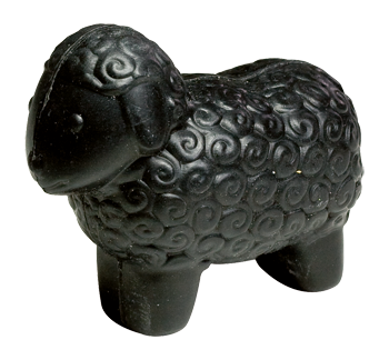 sheep´s milk soap – black sheep