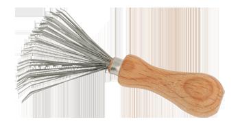 Nettoyant pour brosses et peignes