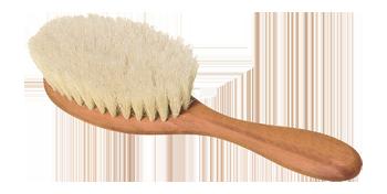 baby hairbrush
