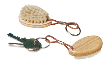 brush-key fob