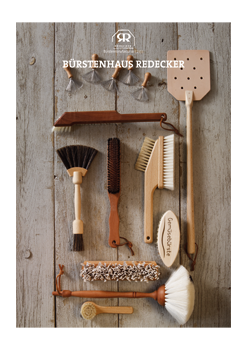 """poster """"Range of brushes"""""""
