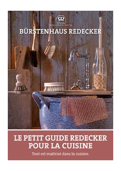 """Fascicule """"Le petit guide Redecker pour la cuisine"""""""