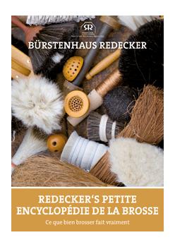 "Fascicule ""Redecker's petite encyclopédie de la brosse"""