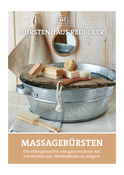 "Fibel ""Massagebürsten"""