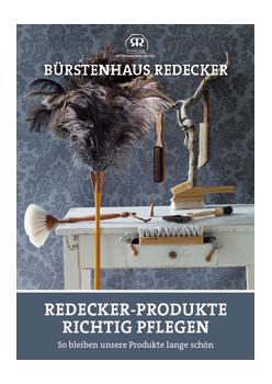 "Fibel ""Redecker-Produkte pflegen"""