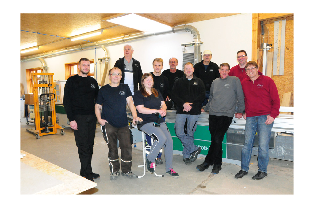 The Factory Workshop Team with their extensive know-how will effectively manage any production issue.